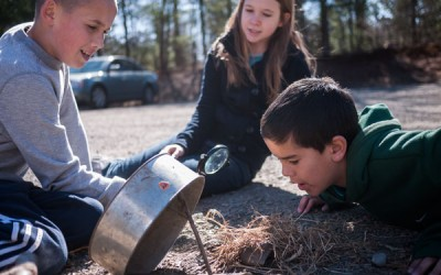 Waldorf School at Moraine Farm's Science in Nature Program: Our Students as Scientists