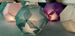 dodecahedron lanterns
