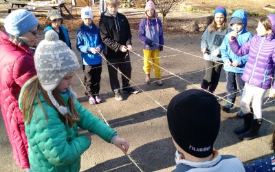 Frederick Tudor the Ice King: A Hike With the Fourth Grade