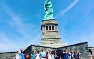 The Value of Travel: 6th and 7th Graders Visit NYC