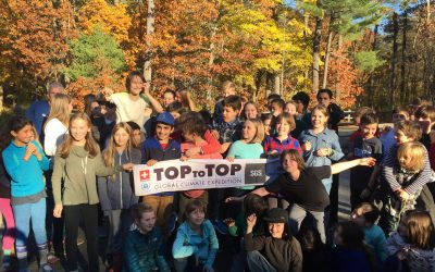 Climate Change: A Visit from TOPtoTOP