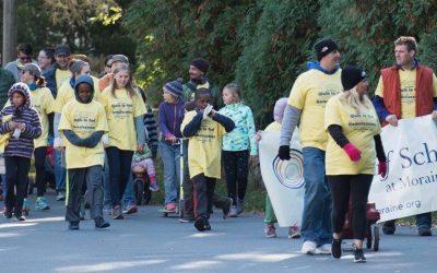 Waldorf Families Walk to End Homelessness